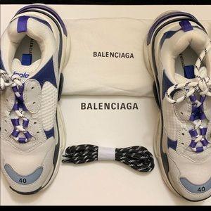 Balenciaga triple s sneaker (clean version)